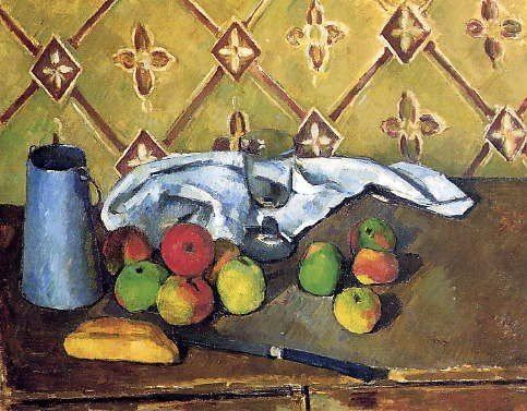 Artist_Paul_Cezanne_Poster_Print_of_Painting_Fruit_Table_Cloth_and_Milk_Can_Large