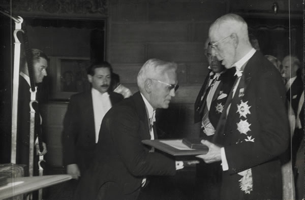 Alexander Fleming nobel prize