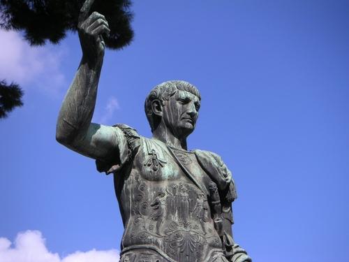 Estatua Julio Cesar