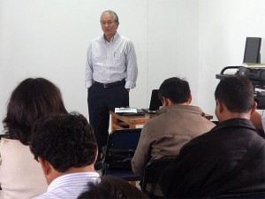 Dr.  Manuel Sandoval Chacón