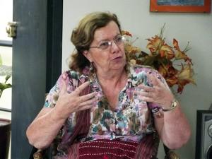 Teresa Guerin Vda. de Del busto
