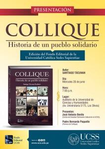 AFICHE COLLIQUE Pueblo Solidario