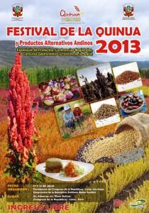 afiche de la QUINUA 02-07-2013