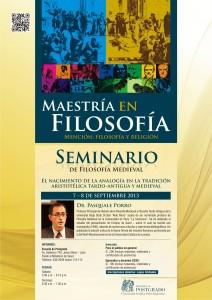 Seminario de Filosofía Medieval