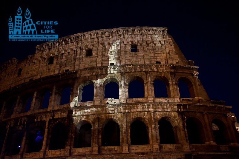 cities for life Sant egidio