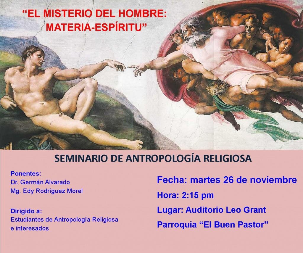 seminario de Antropología