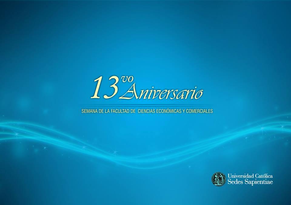 13 aniversario FCEC