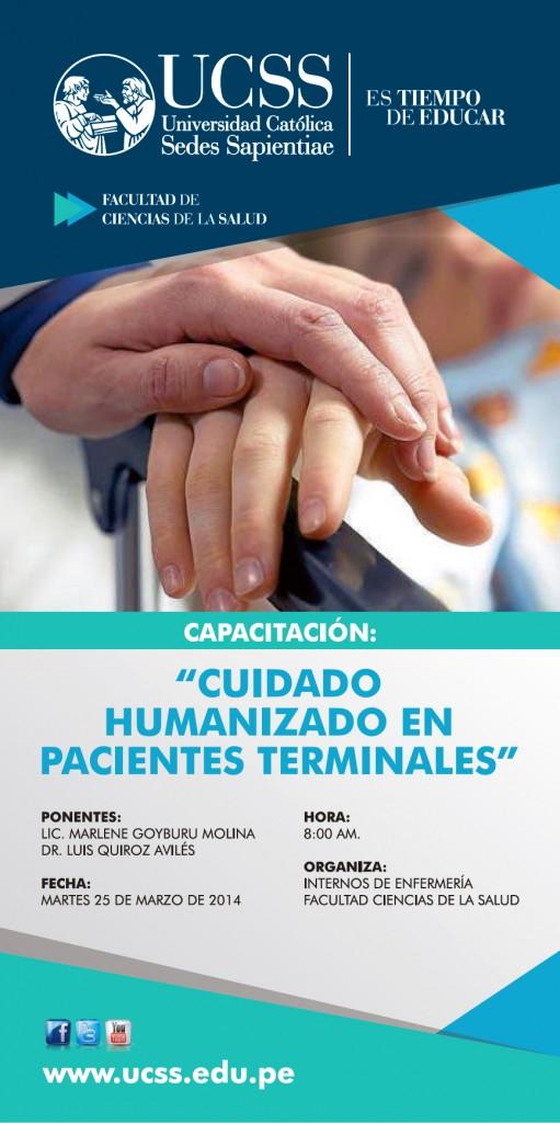 capacitación Cuidado Humanizado 25-03-2014