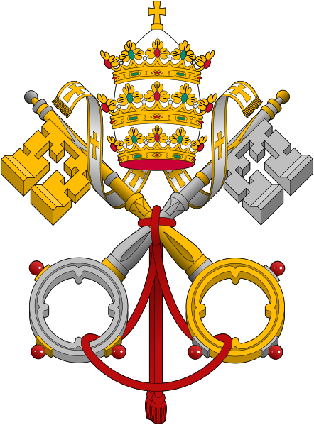 Llaves vaticano