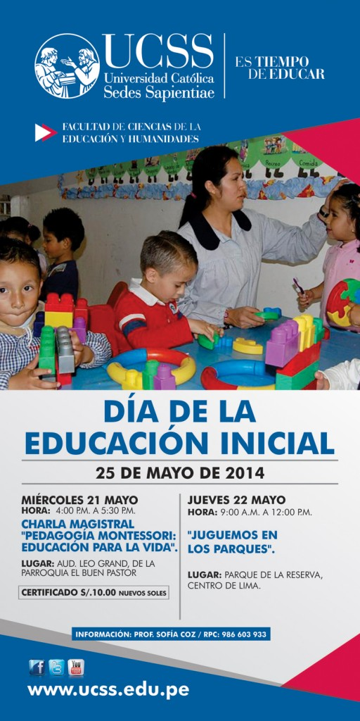 dia educacion inicial 2014