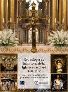 Cronologia de la Historia de la Iglesia en el Perú (1492-1999)