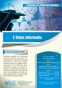 E-VIEWS INTERMEDIO
