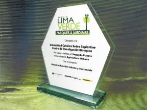 lima verde 2014 CIB premio