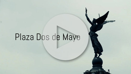 fotograma plaza dos de mayo