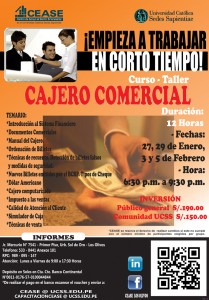 CAJERO COMERCIAL 2015