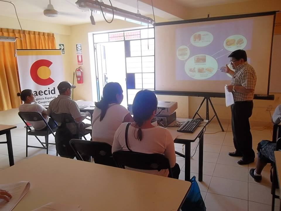 CEASE curso Auxiliar Contable 2015