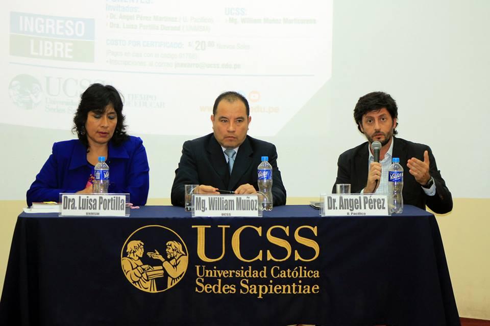 Educación - Seminario Lectura y Escritura Universitarias 12-05-2015 - 1