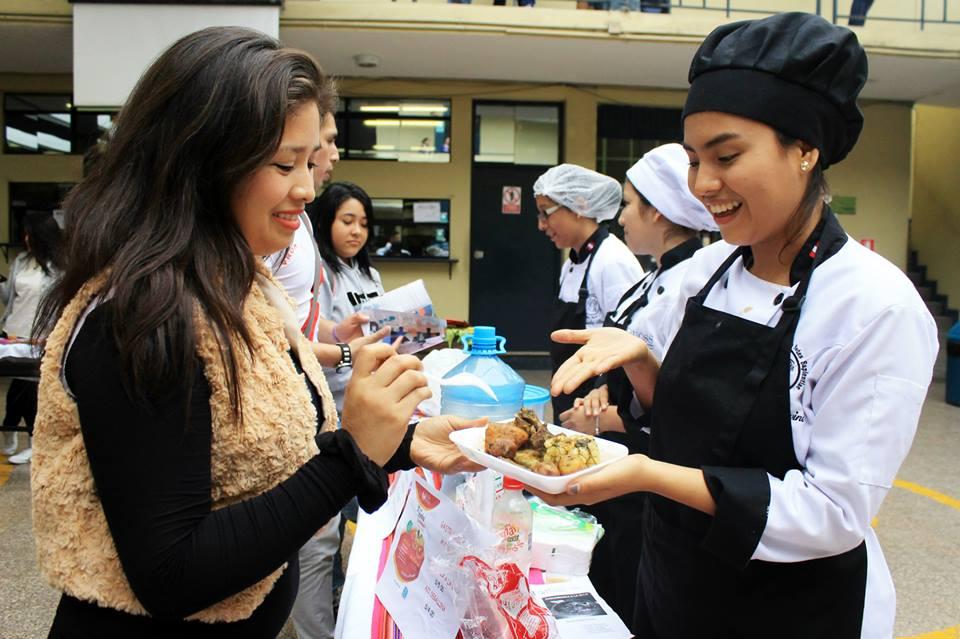 Nutrición y Dietética - 3er Festival Gastronomico SABORES DE ANTAÑO - 25-06-2015