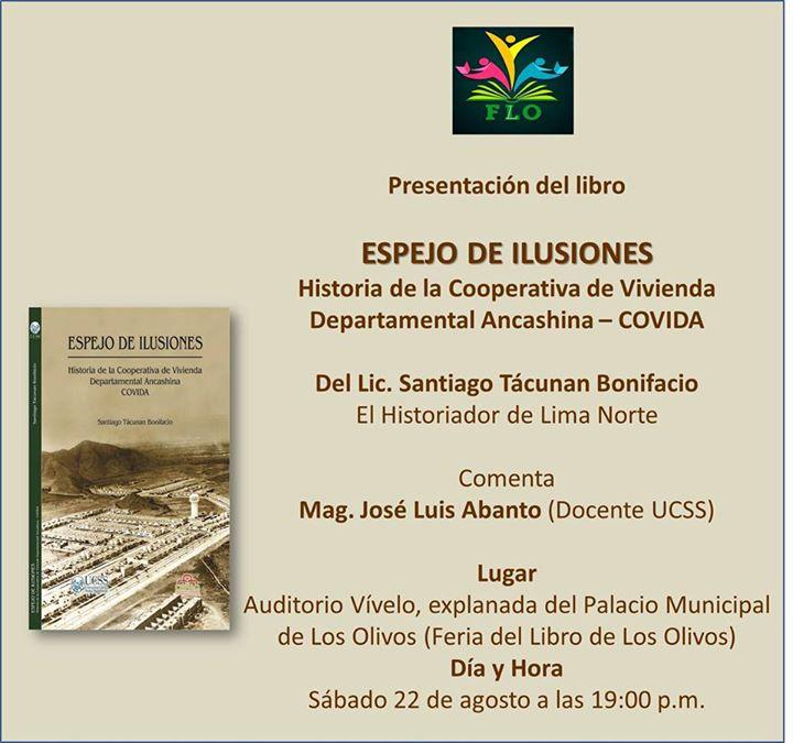 I Feria del Libro - Los Olivos - presentacion