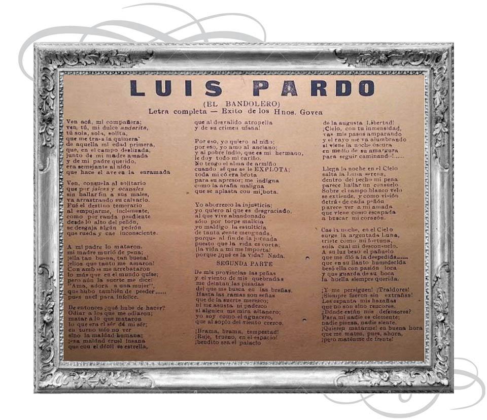 Luis Pardo valse