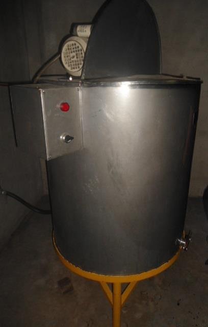 Algarrobina - foto mezclador
