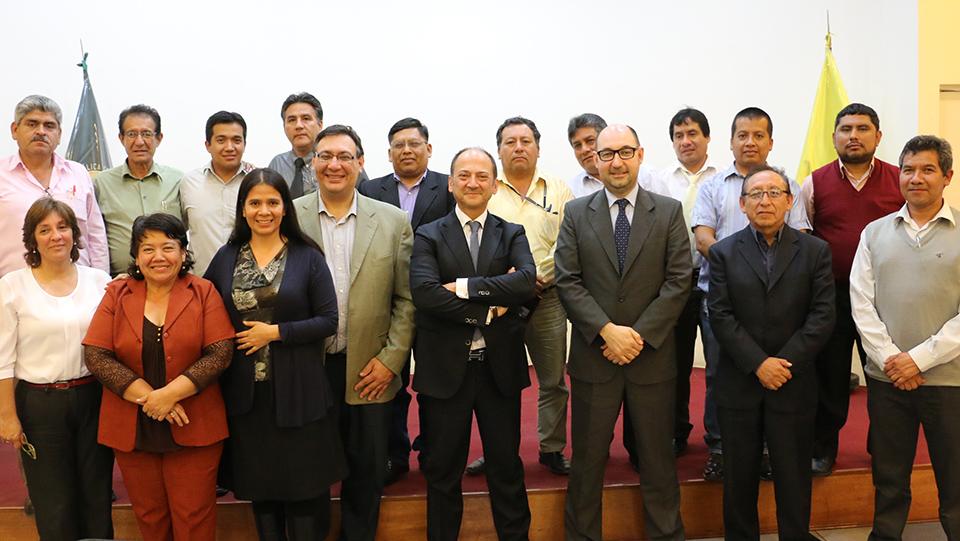 EUROSUR - Mancomunidad Lima Norte 10-11-2015 foto
