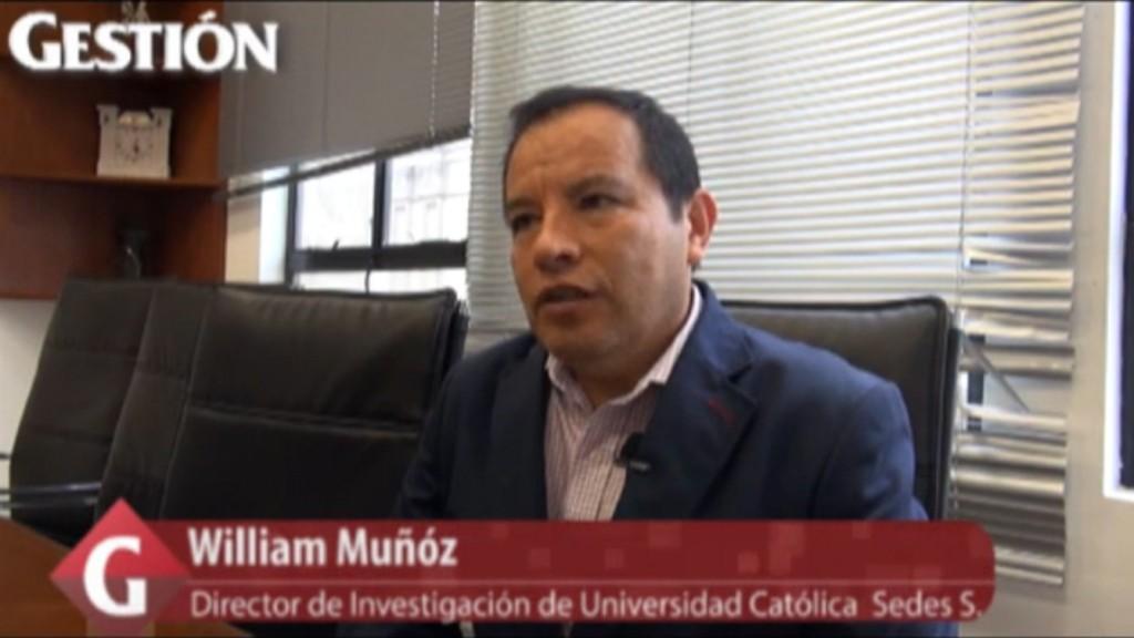 Williamn Muñoz - Gestion 30-11-2015