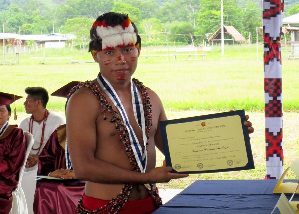 graduación atalaya 2015 2