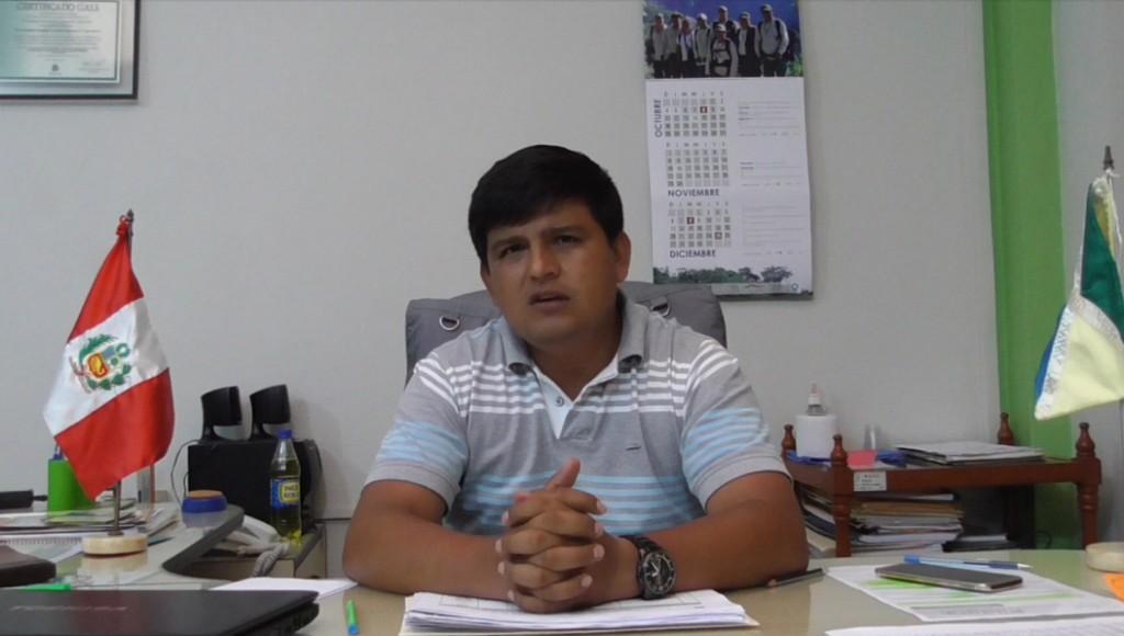 entrevista alcalde nueva cajamarca