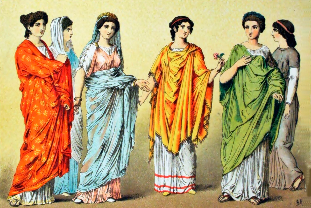 Myth, Philosophy, Why the Greeks?, Parmenides, Greek History History of greek fashion