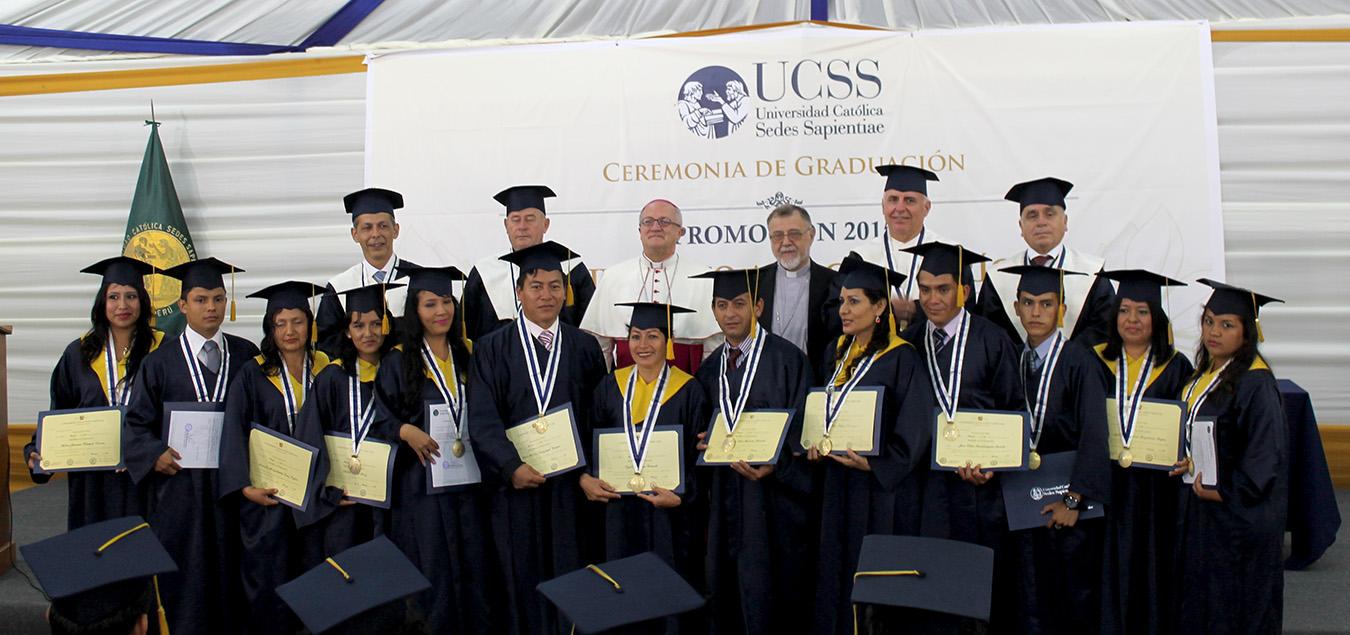 Graduacion Alto Mayo 2015-II - 2