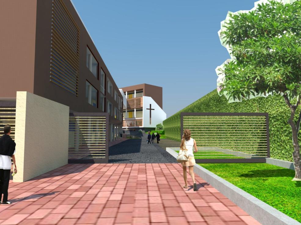 Proyecto nuevo campus 2016 entry