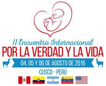 II encuentro internacional por la verdad y la vida - cusco 2016