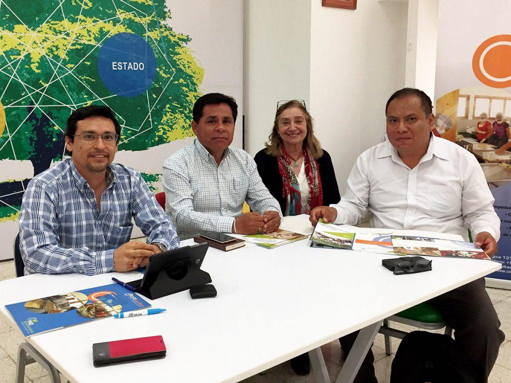 Identificación de líneas de investigación y desarrollo tecnológico en la cadena productiva de cacao y chocolate - docentes UCSS
