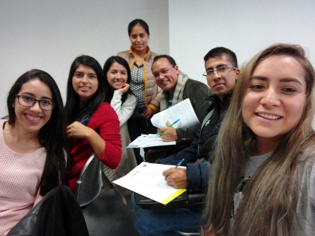 Alumnos UCSS en UNIBA