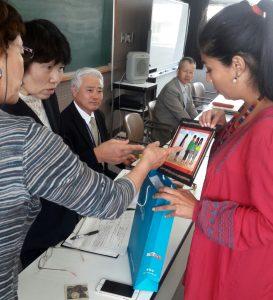 profesional UCSS comparte la propuesta inclusiva de la Universidad en programa internacional
