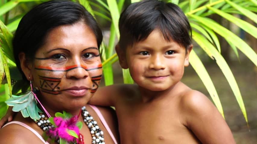 Madre amazónica