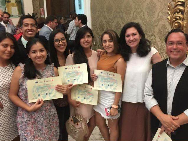 clausura COME IN UNIBA 2018 - alumnos ucss