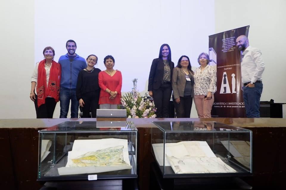La Archivística y la Investigación - X Congreso Ecuatoriano de Historia