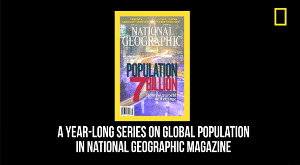 National Geographic 7 billones de personas