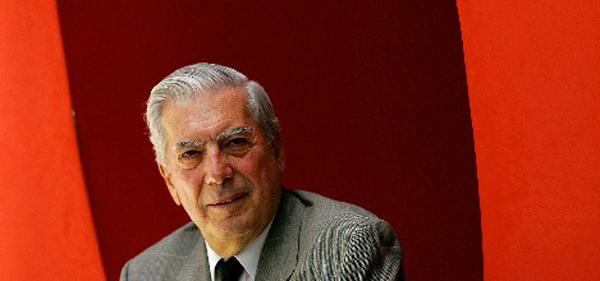 Mario Vargas Llosa | AFP