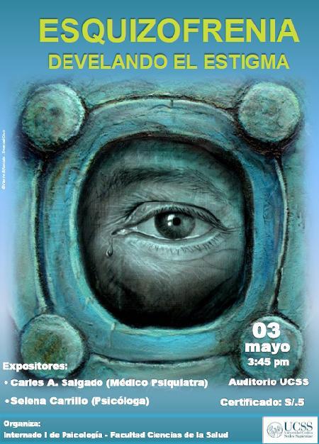 Esquizofrenia - Develando el Estigma 03-05-2013