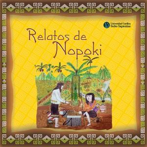 Relatos de Nopoki Caratula 1