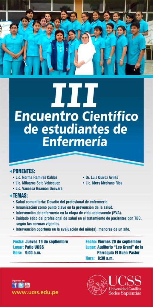 BANNER Encuentro Enfermeria 2013 - II
