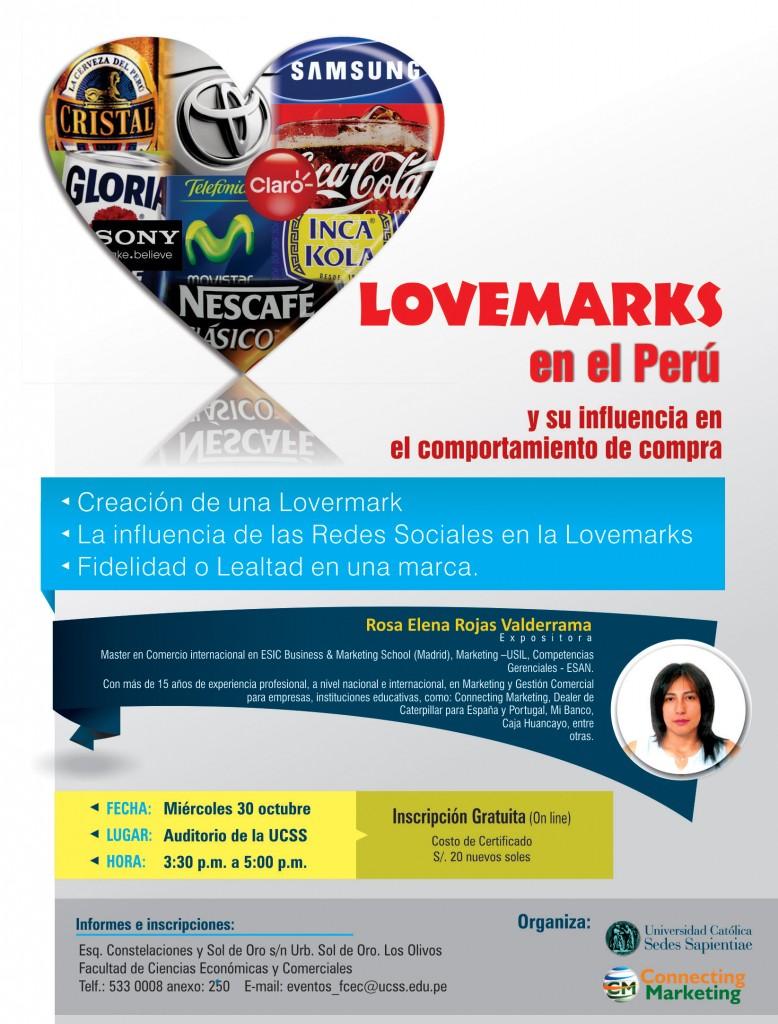 lovemarks peru FCEC