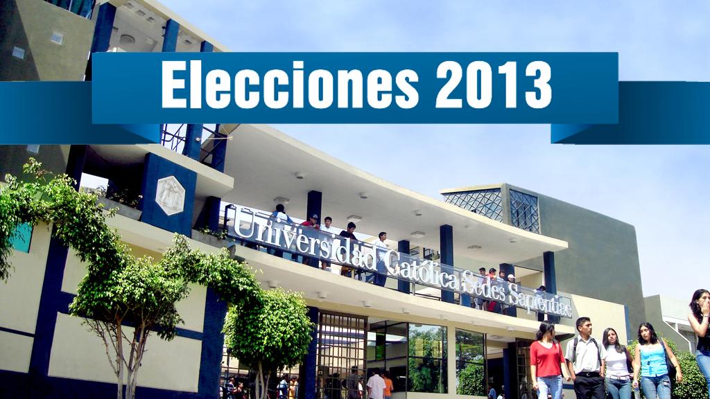 elecciones 2013 foto