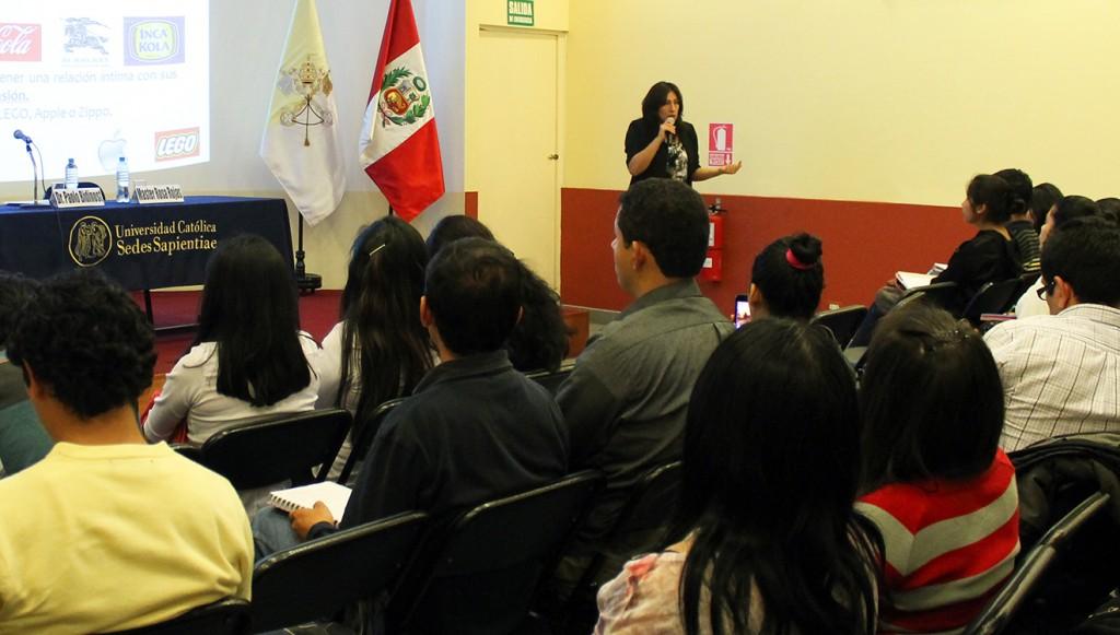 LOVEMARKS en el Perú