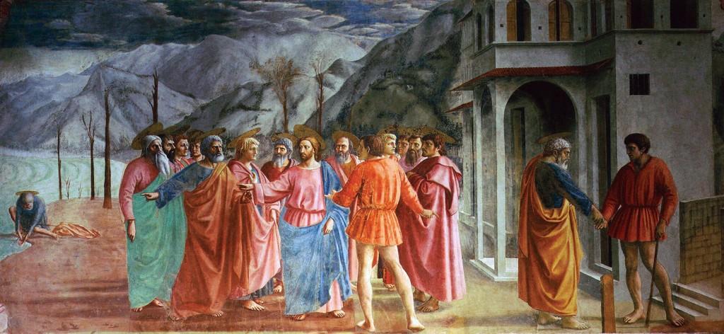 Masaccio El Tributo SMALL