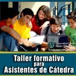 Taller Asistentes Catedra FCEC