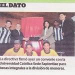 Líbero, 07/02/2014